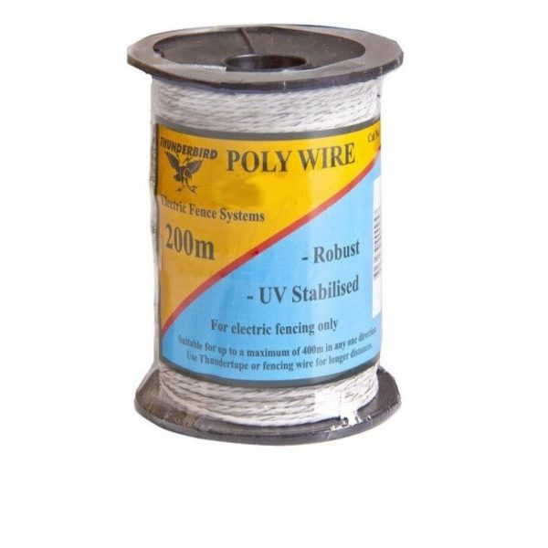 200m poly wire
