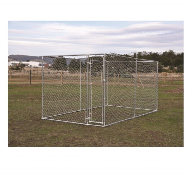 C254 Kennel Large Dog Run Parts ABCD enclosure