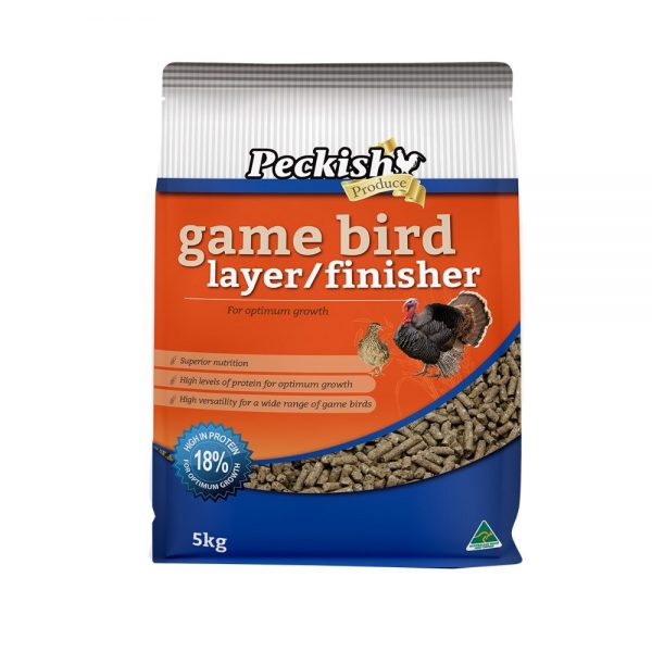 Gamebird Lay finish