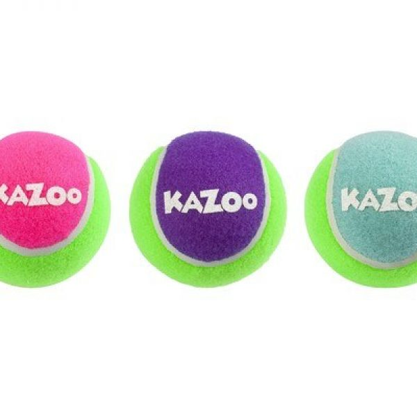 Kazoo sponge tennis ball