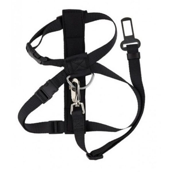 Pawise Harness with belt