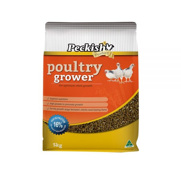 Poultry grower 5kg