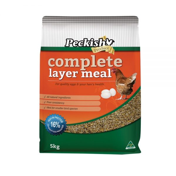 Complete layer meal 5kg