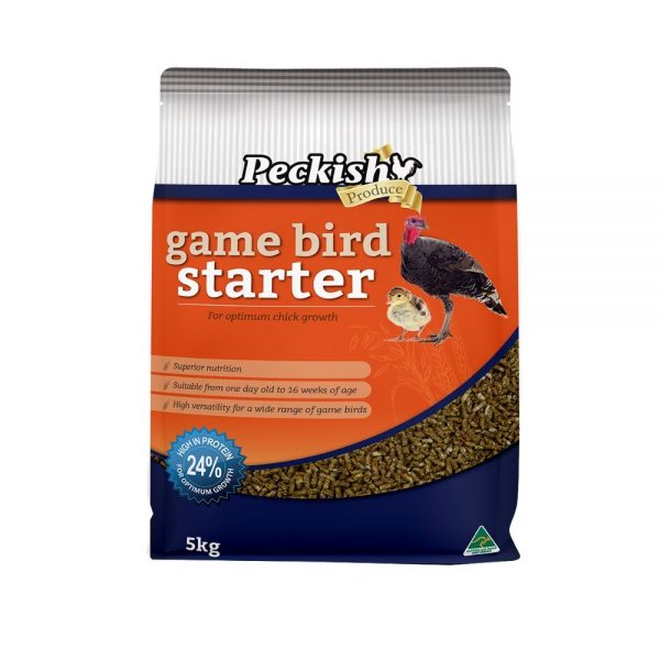 Game bird starter 5kg
