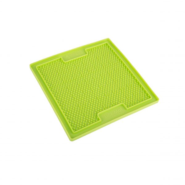 Lickimat soother classic green 1
