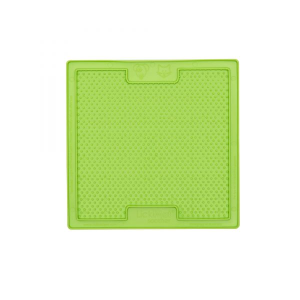 Lickimat soother classic green
