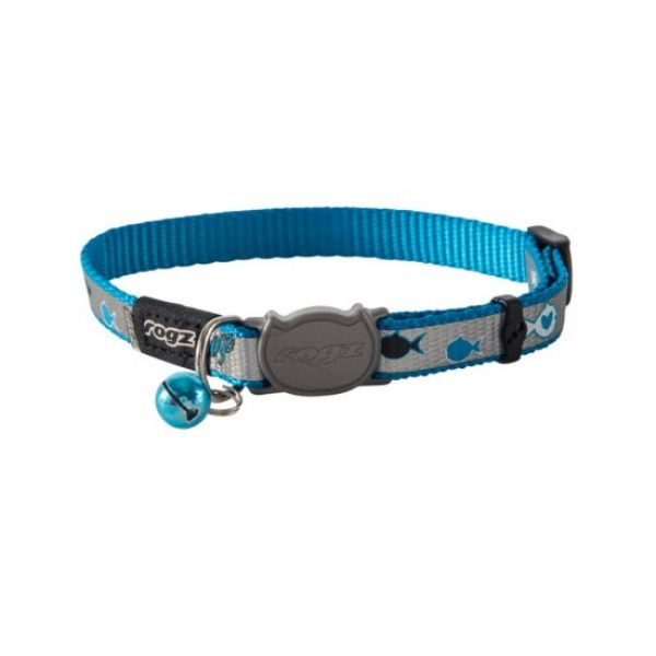 Rogz reflecto blue