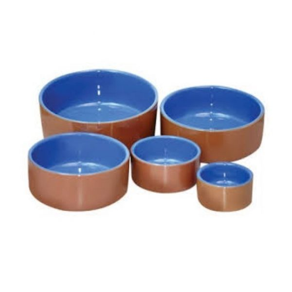 Terracotta bowls all sizes